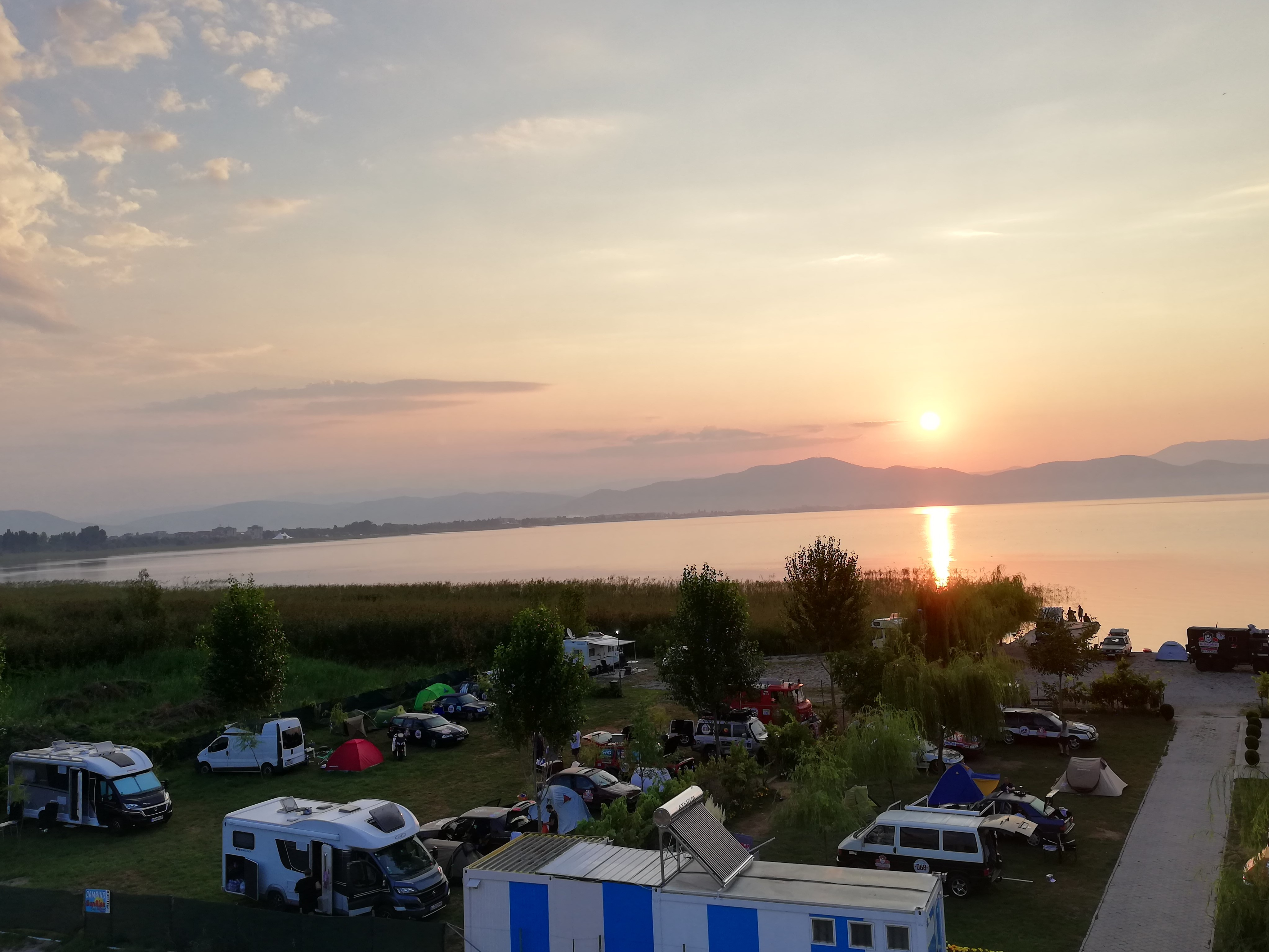 Camp Sunrise, Kalishta, Struga