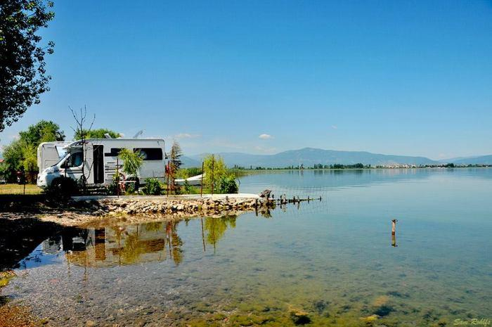 Camping Rino Rooms, Kalishta, Struga